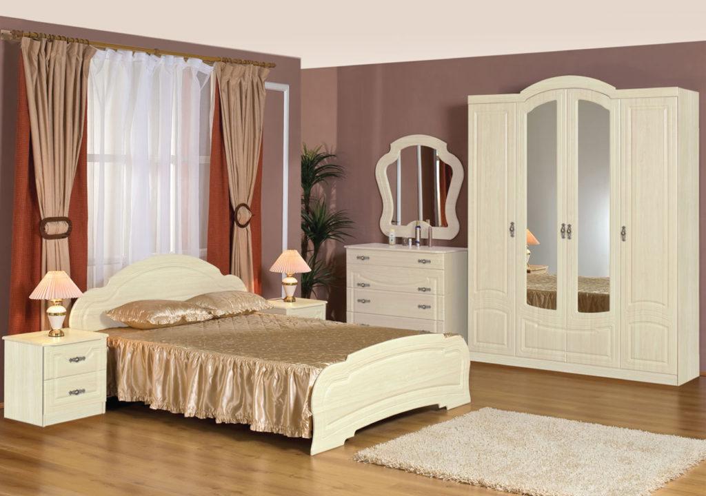 Спальня - Бланка