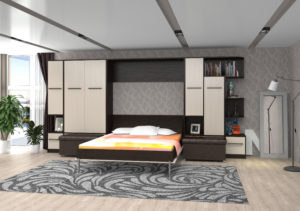 Спальня - Густаво