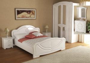 Спальня - Орхидея