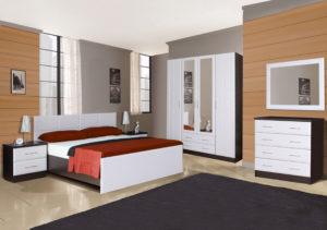 Спальня - Палермо