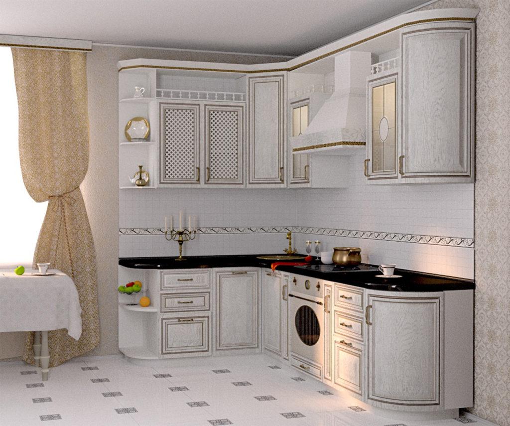 Кухня - Патина 1