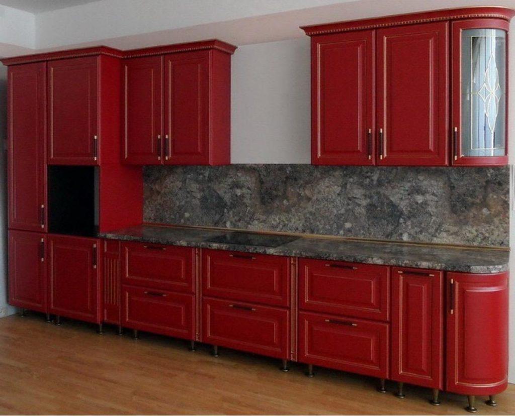 Кухня - Патина 10