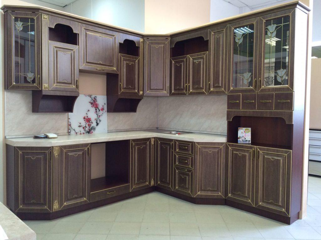 Кухня - Патина 12
