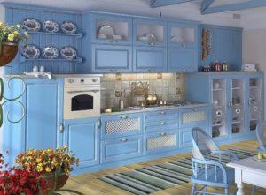 Кухня - Патина 15