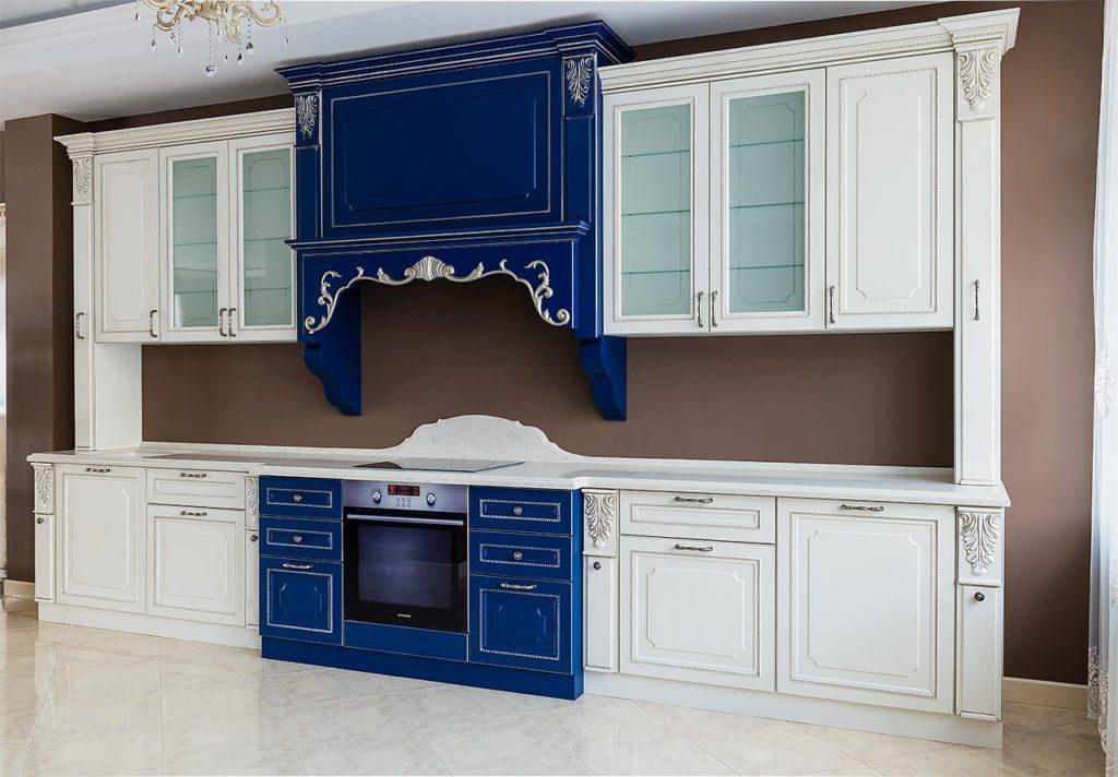 Кухня - Патина 16