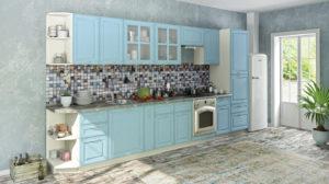 Кухня - Патина 17