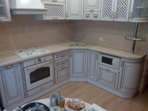 Кухня - Патина 2