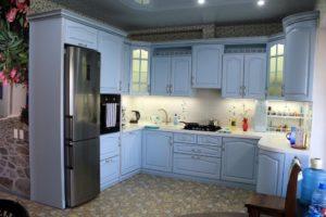 Кухня - Патина 20
