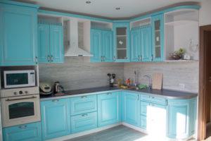 Кухня - Патина 21