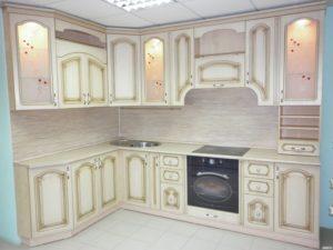Кухня - Патина 22