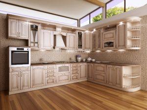 Кухня - Патина 7
