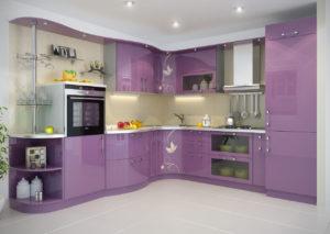 Кухня - Эмаль 1