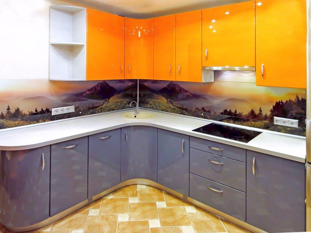 Кухня - Эмаль 18
