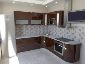 Кухня - Эмаль 38