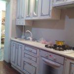 Наши работы - Кухня 21