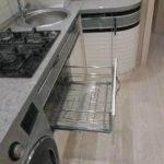 Наши работы - Кухня 22
