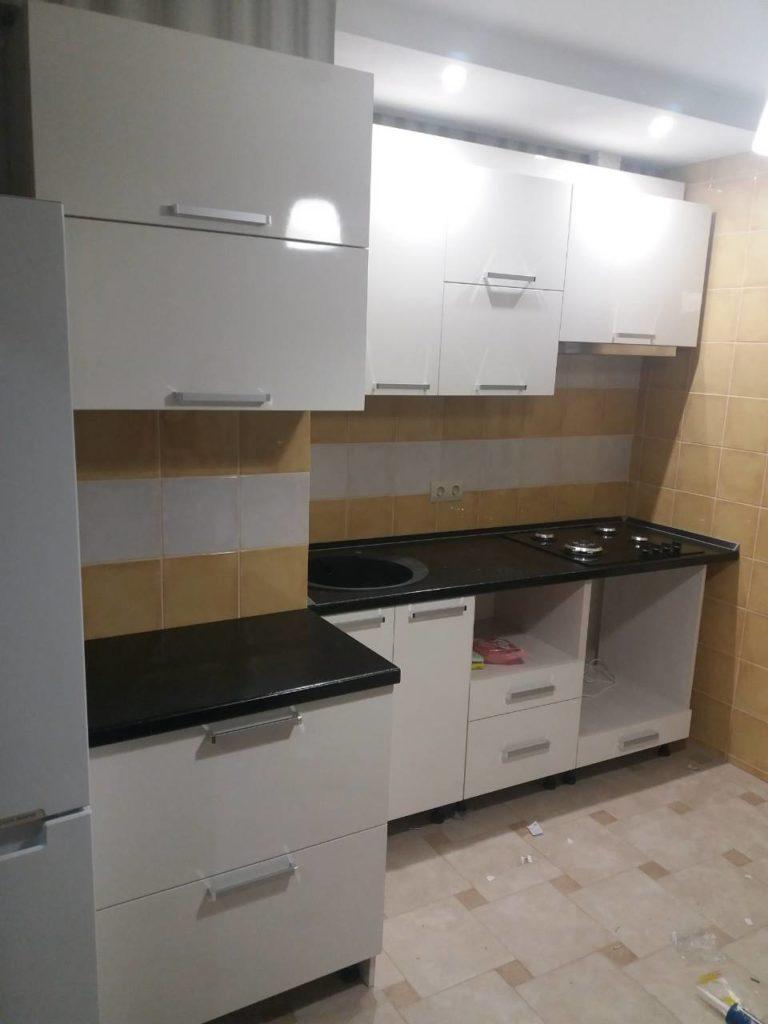 Наши работы - Кухня 24