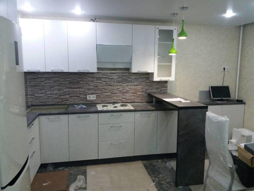 Наши работы - Кухня 25