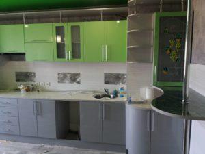 Наши работы - Кухня 27