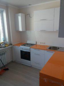 Наши работы - Кухня 28