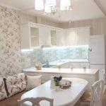 Наши работы - Кухня 38