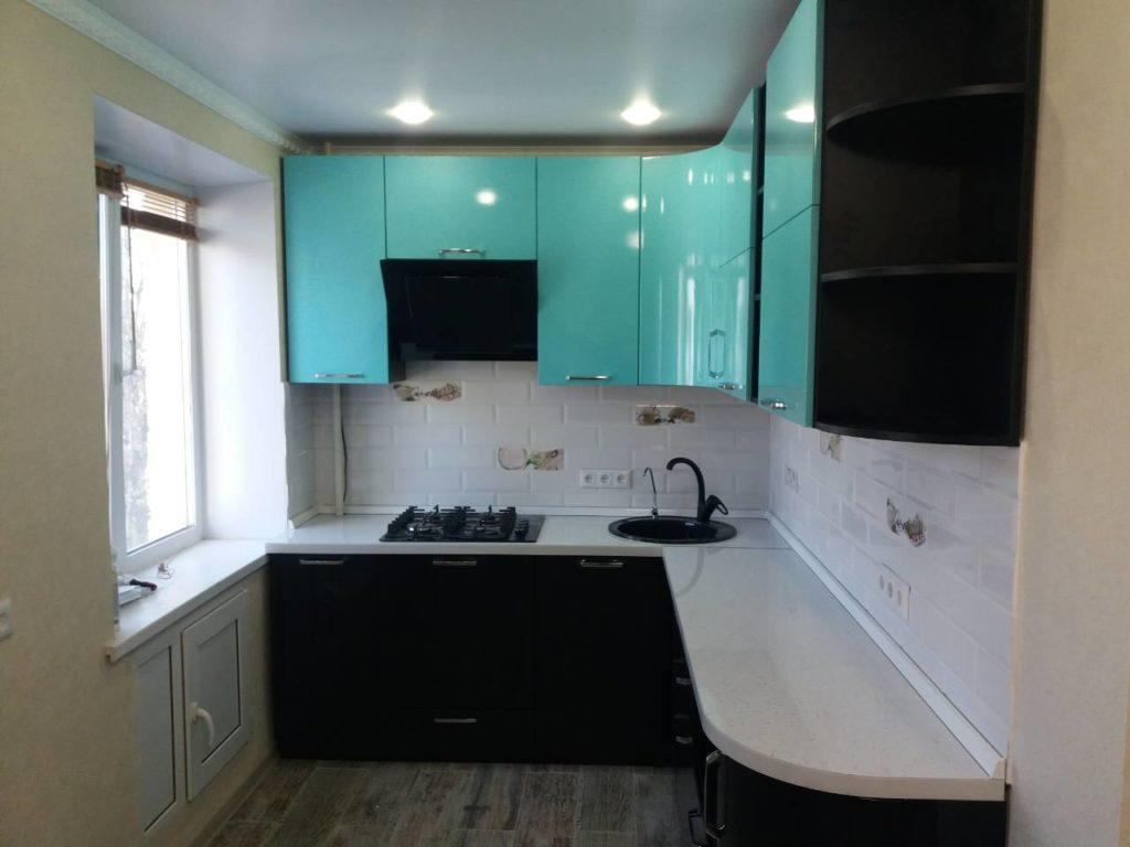 Наши работы - Кухня 33
