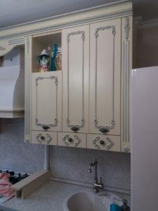 Наши работы - Кухня 34