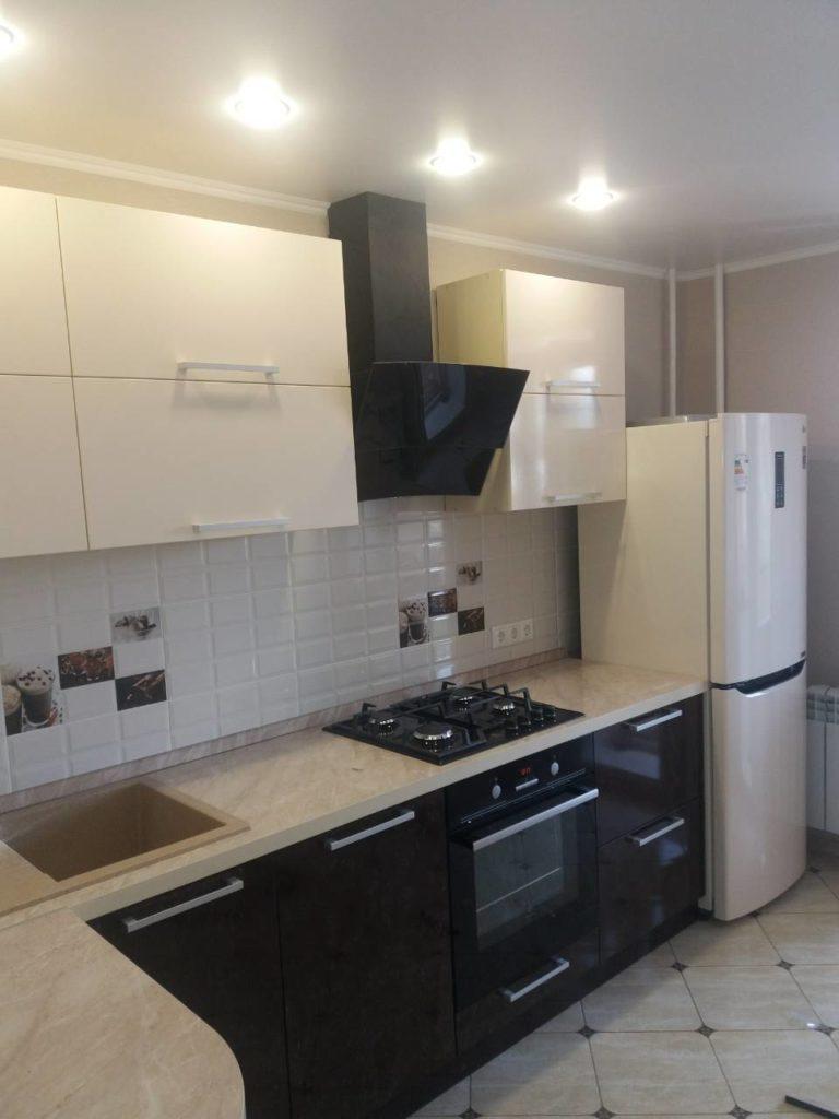 Наши работы - Кухня 35