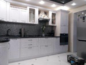 Наши работы - Кухня 36