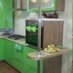 Наши работы - Кухня 13