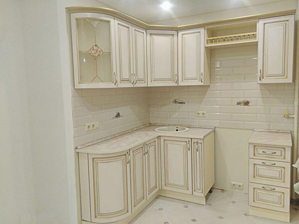 Кухня - Патина 25