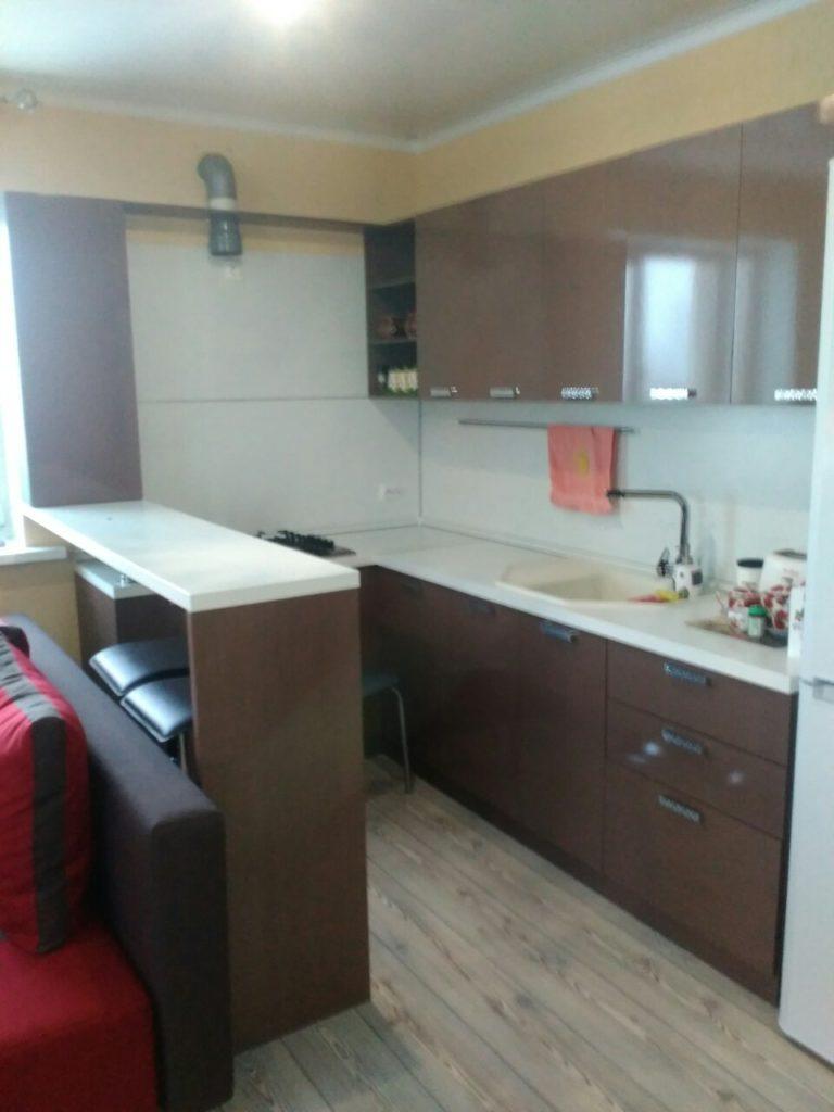Наши работы - Кухня 14