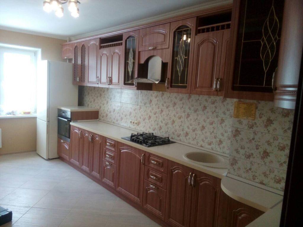 Наши работы - Кухня 15