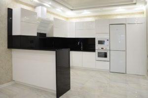 Наши работы - Кухня 40