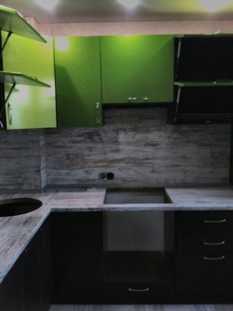Наши работы - Кухня 18