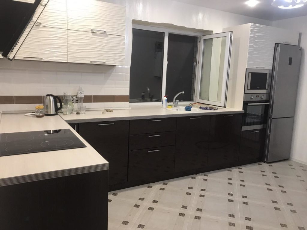 Наши работы - Кухня 19