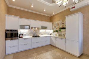 Наши работы - Кухня 43