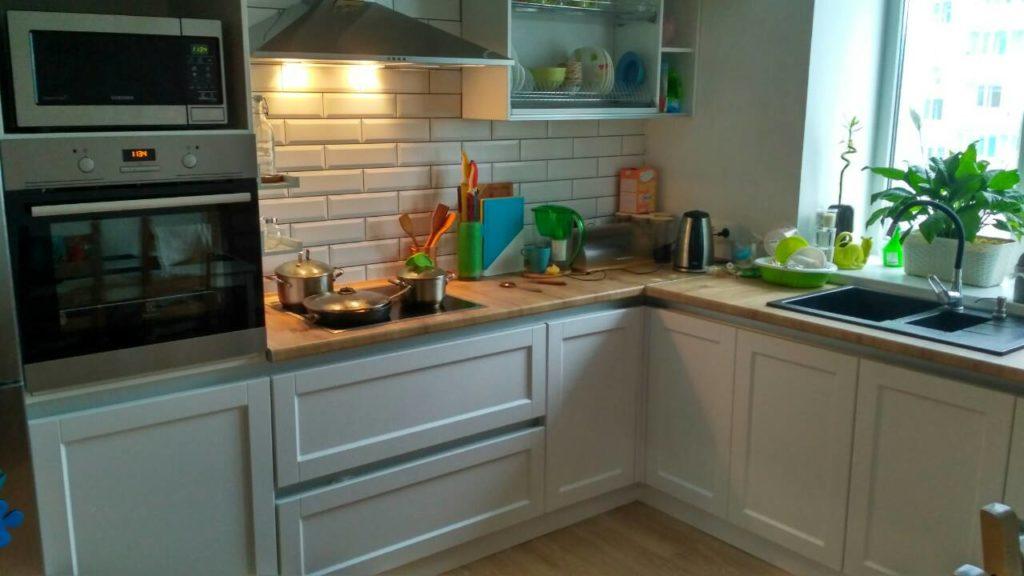Наши работы - Кухня 20