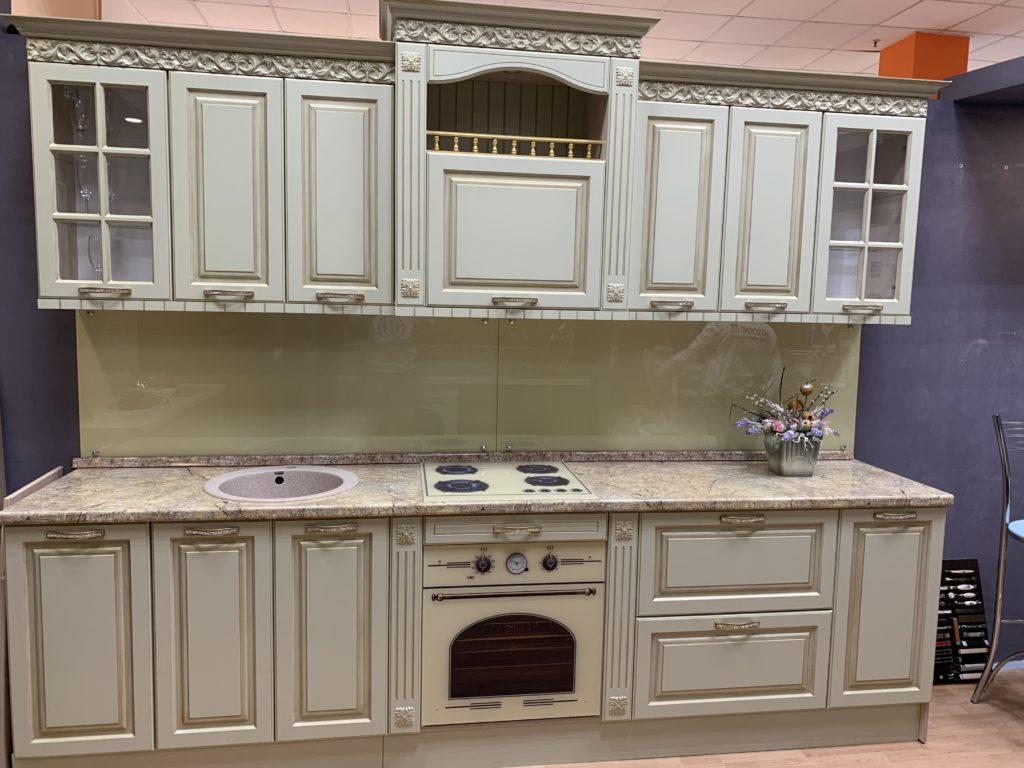 Наши работы «Кухня 49»