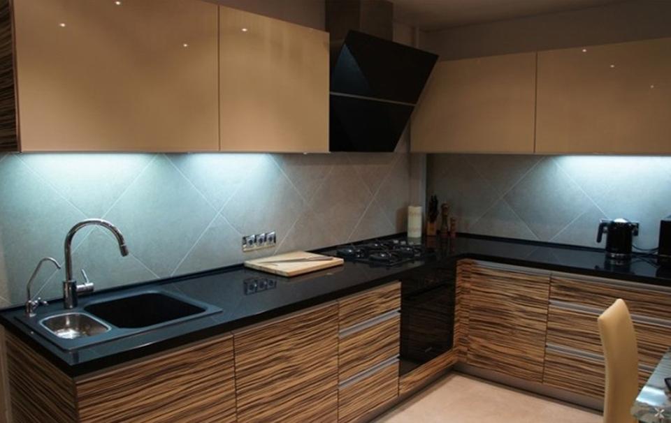 Кухня Алвик Люкс - Алвик 9