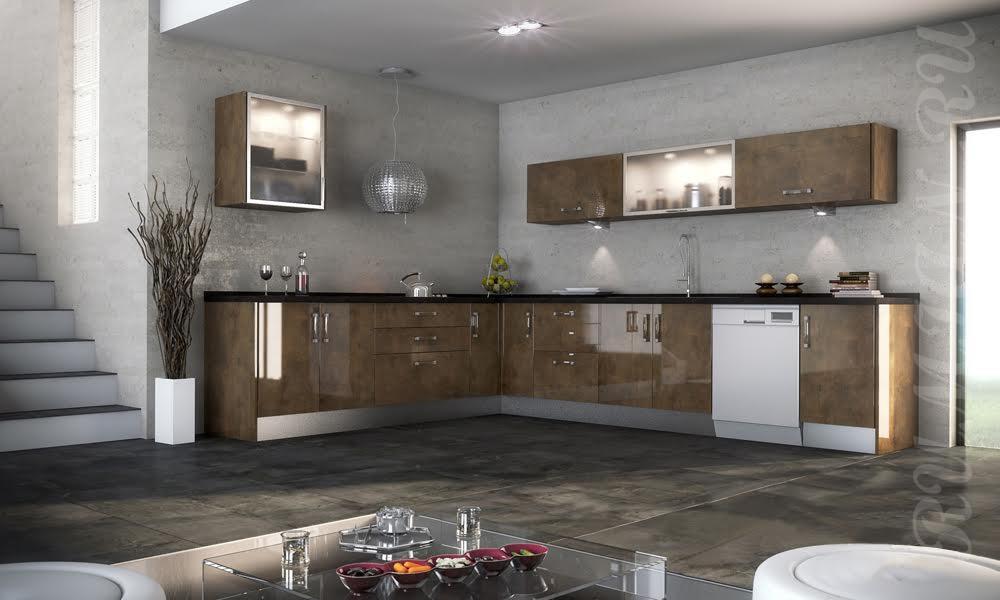 Кухня Алвик Люкс - Алвик 31