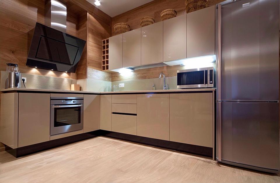 Кухня Алвик Люкс - Алвик 34