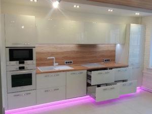 Кухня Алвик Люкс - Алвик 38