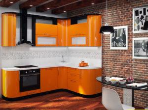 Кухня МДФ - МДФ 1