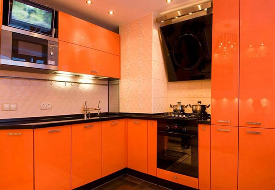 Кухня МДФ - МДФ 4