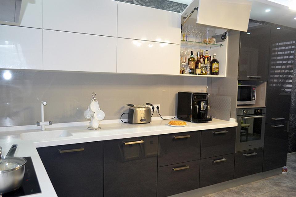 Кухня МДФ - МДФ 8