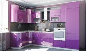 Кухня МДФ - МДФ 16