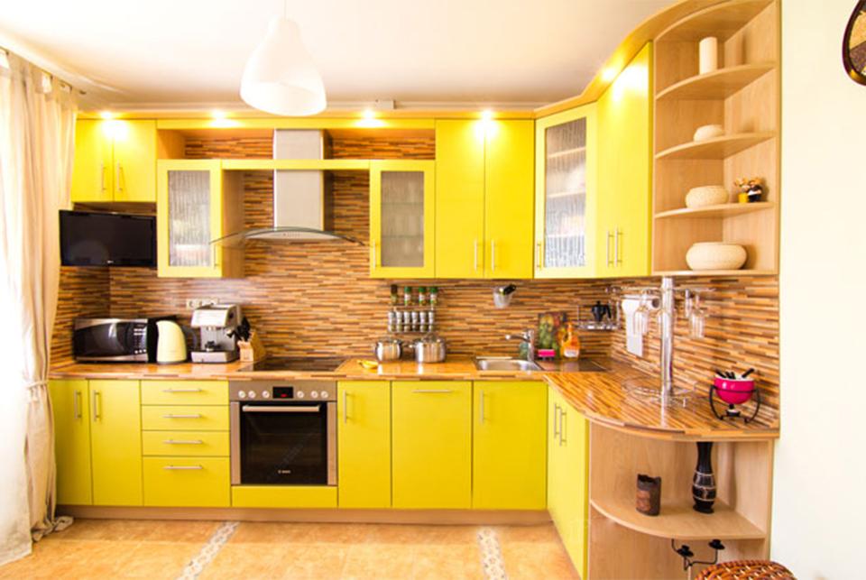 Кухня МДФ - МДФ 18