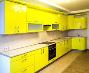 Кухня МДФ - МДФ 19