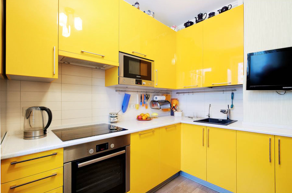 Кухня МДФ - МДФ 20